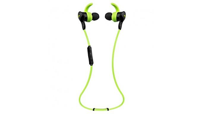 Owlee Proavis Sport Waterproof Wireless Bluetooth Earbuds, 11 Hours Playtime, HD SOUND, Hands-Free, Liquipel Coated, Comply Eart
