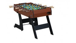 KICK Foosball Foldable Table Monarch, 48 In