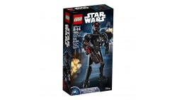 LEGO Star Wars Elite Tie Fighter Pilot 75526 Building Kit (94 Piece)