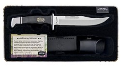 Buck Knives 119 SPECIAL 75th Anniversary Fixed Blade Knife with Collectors Tin