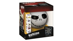 YAHTZEE Tim Burton s The Nightmare Before Christmas Collector s Edition Jack Skellington