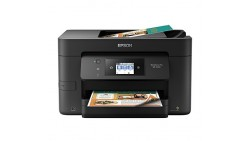 Epson WorkForce Pro WF-3720 Wireless All-in-One Color Inkjet Printer, Copier, Scanner with Wi-Fi Direct