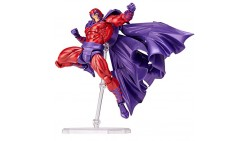 Figure complex AMAZING YAMAGUCHI Magneto magneto about 165 mm ABS & PVC pre-painted action figure Revoltech