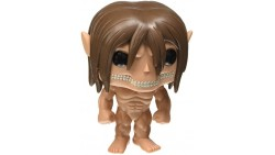 Funko Attack on Titan Eren Titan Form Pop Vinyl Figure