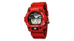 Reloj Rojo Deportivo Digital G-Shock Casio Rescue G7900A-4 G-Shock