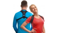 Posture Corrector For Men Women - Back Posture Corrector - Shoulder Support Posture Brace - Neck Support Brace Corrector - Upper