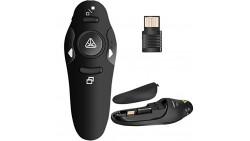 BEBONCOOL RF 2.4GHz Wireless Presenter Remote Presentation USB Control PowerPoint PPT Clicker Laser Pointer
