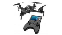 Holy Stone HS230 RC Racing FPV Drone con 120° FOV 720P HD Camera 45Km Pantalla LCD 5.8G