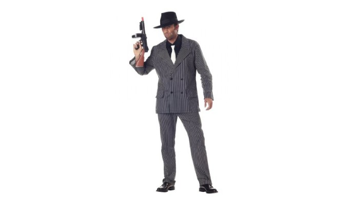 Disfraz de Gangster Stefano