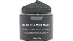 Máscara de barro del Mar Muerto para rostro y cuerpo