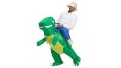 Disfraz TOLOCO Inflatable Dinosaur T-REX