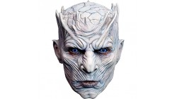 Mascara de King White Walker