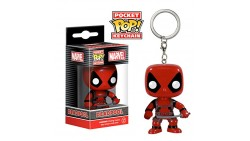 Llavero Funko POP: Marvel. Figura de acción Deadpool
