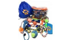 Juguetes de cuerda para perros pequeños y medianos