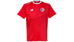 New Balance Costa Rica Home Soccer Mens Jersey