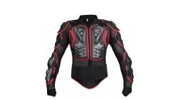 Protector de cuerpo para motociclistas