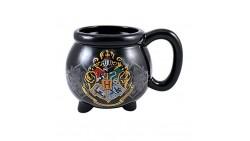 Taza de cerámica de caldero de Hogwarts Harry Potter