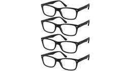 Set de 4 lentes para lectura Success Eyewear