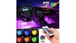 Luces LED de interior de carro