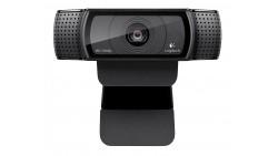 Cámara web HD Pro C920 Logitech