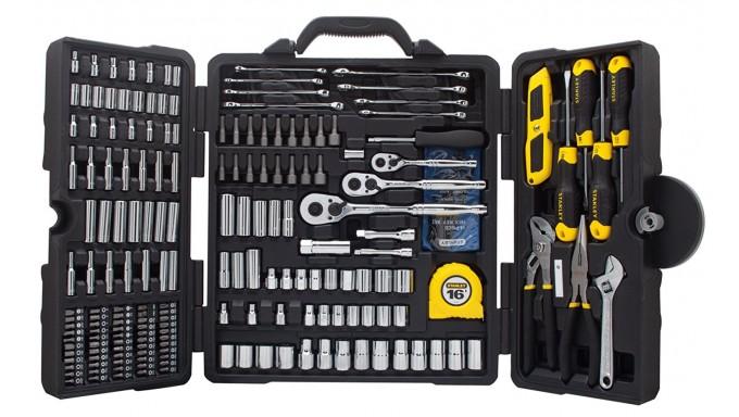 Conjunto mixto de herramientas