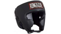 Casco con protección para enfrentamiento de boxeo