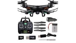 Drone 6-Axis con cámara HD
