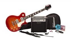 Guitarra eléctrica Silvertone SSL3
