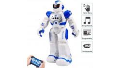 Flyglobal RC Robot para niños, juguetes de robot con mando a distancia