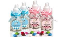 Recuerdo Baby Shower Mini Chupones