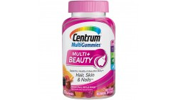Centrum MultiGummies Multi + Beauty Gummy Multivitamínico