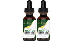 Extracto de aceite de cáñamo para aliviar el dolor y el estrés