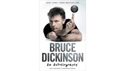 Libro What Does This Button Do?: An Autobiography Bruce Dickinson Tapa Blanda
