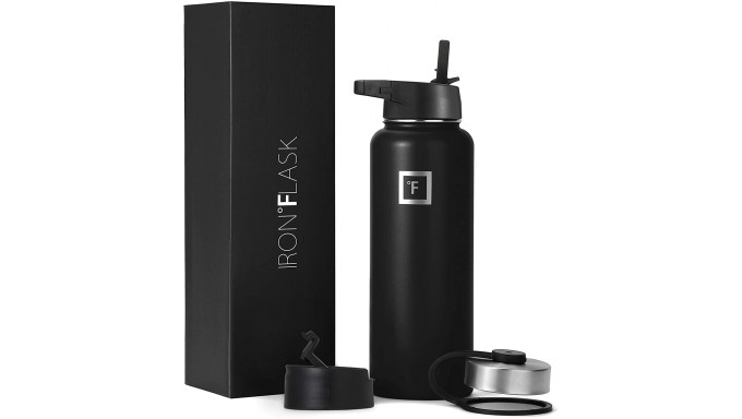Botella de agua deportiva Iron Flask
