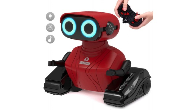 GILOBABY RC Robot Coche, 2.4GHz Control Remoto