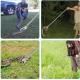 Herramienta de trabajo extrapesado para atrapar serpientes de 47 pulgadas con mordaza ancha