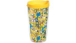 Tervis Fox - Simpsons Vaso