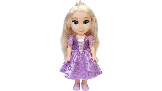 Disney Princess My Friend Rapunzel