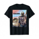 Star Wars The Mandalorian The Child Painting T-Shirt