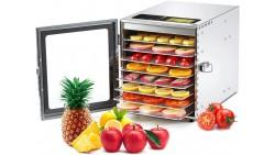Máquina deshidratadora de alimentos