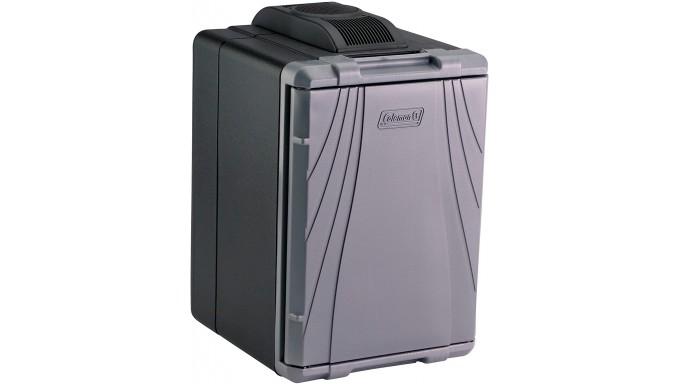 Coleman PowerChill - Enfriador termoeléctrico portátil para frío/calor, 40 cuartos de galón, color gris