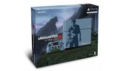 Playstation 4 Uncharted 4 Limited Edition 500 GB