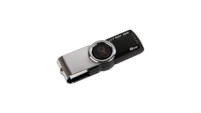 Llave Maya 8GB USB DATA KINGSTON 101