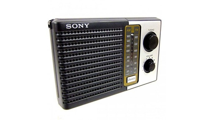 Radio Transistor Sony