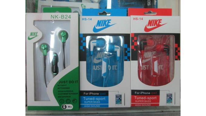 Audifonos Nike