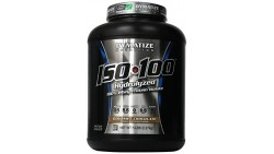 Dymatize Nutrition - ISO-100 Cookies & Cream, 3 lb powder