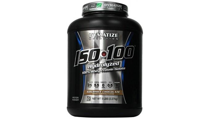 Dymatize Nutrition - ISO-100 Cookies & Cream, 3 lb powder