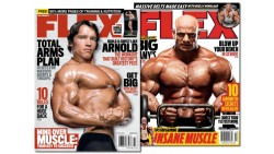 Subscripción Revista Flex Culturismo 12 Meses