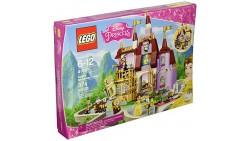 LEGO Disney Princess 41067 Belle s Enchanted Castle Building Kit (374 Piece)