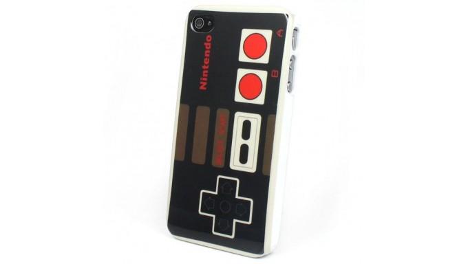 Estuche Control de Nintendo iPhone 4/S